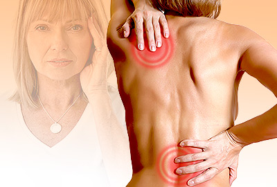 4 Reasons for Back Muscle Tension during Menopause