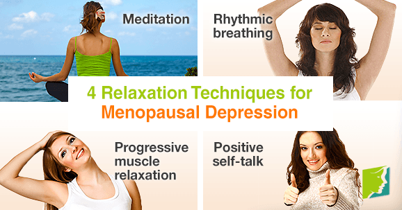 4 Relaxation Techniques for Menopausal Depression