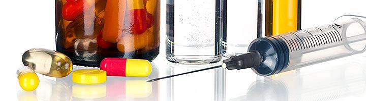 Conventional medicine for headaches treatment