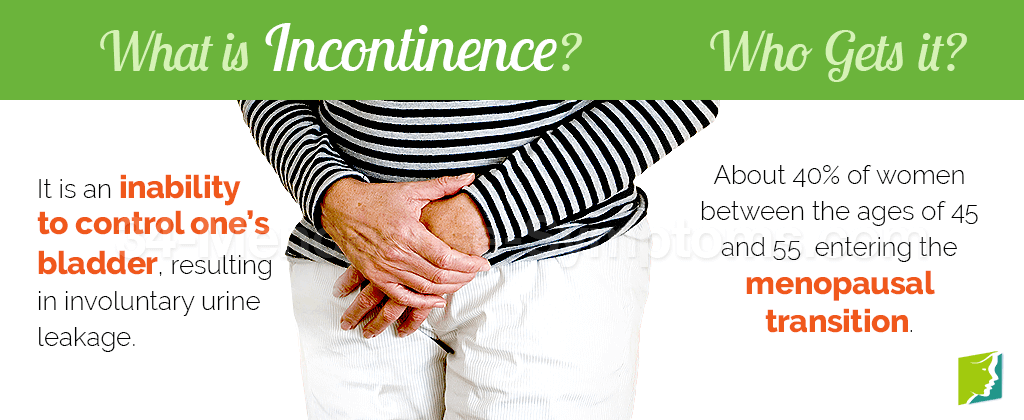What is incontinence
