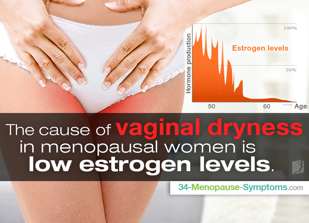 What Is the Relationship between Estrogen and Vaginal Dryness?