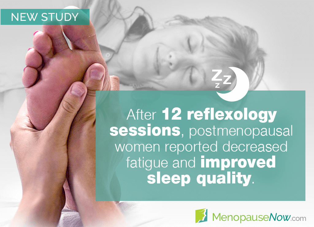Study: Therapeutic effects of reflexology on sleep issues and fatigue