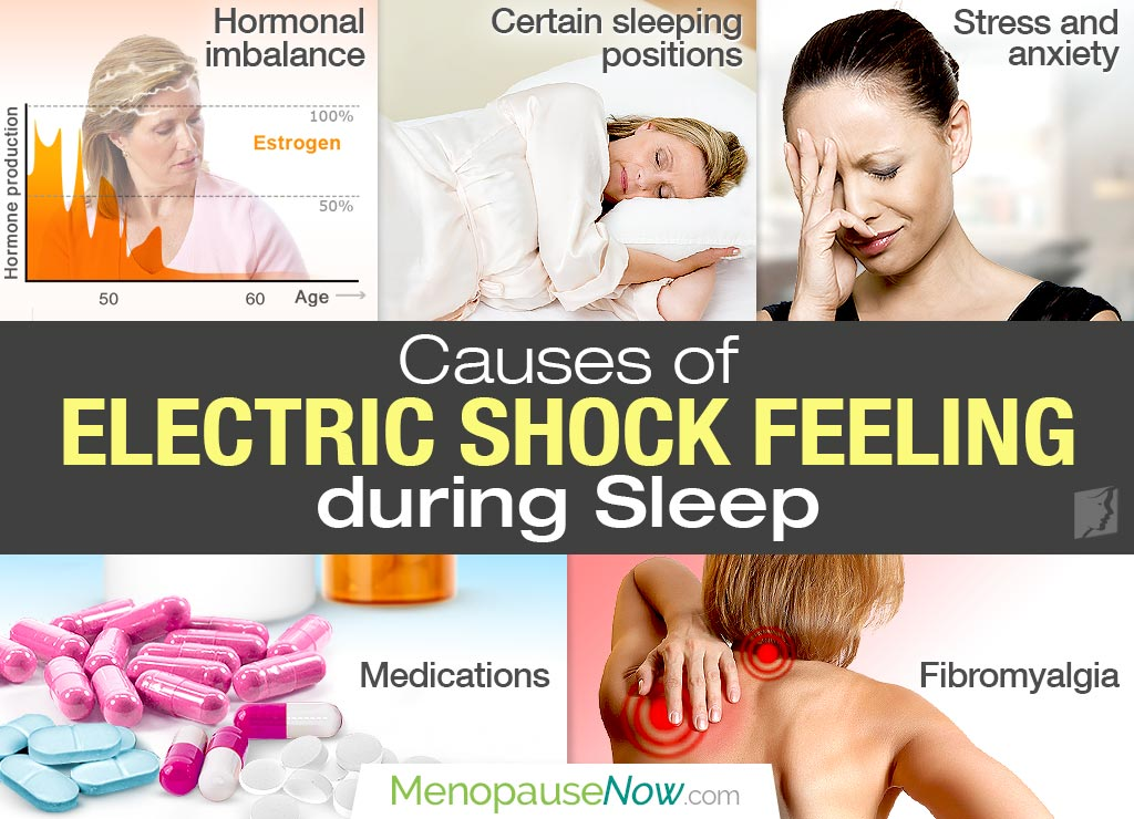 Electric Shock Feeling during Sleep: What's Happening?