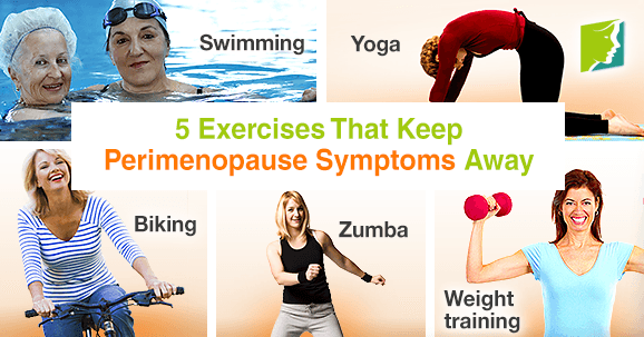 5 Exercises That Keep Perimenopause Symptoms Away
