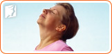 Many women over 40 suffer from the discomfort of hot flashes.