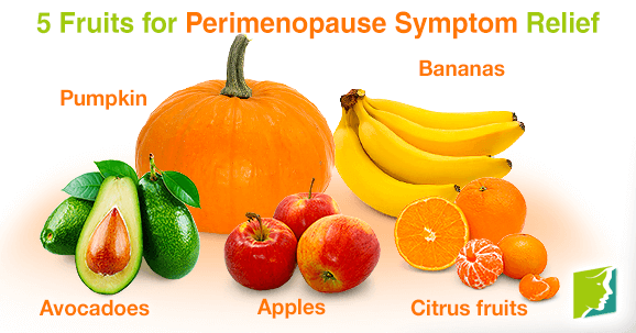 5 fruits for perimenopause symptom relief