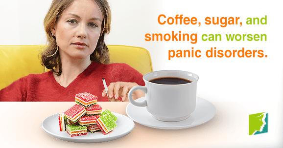 5 Habits that Can Worsen Panic Disorder