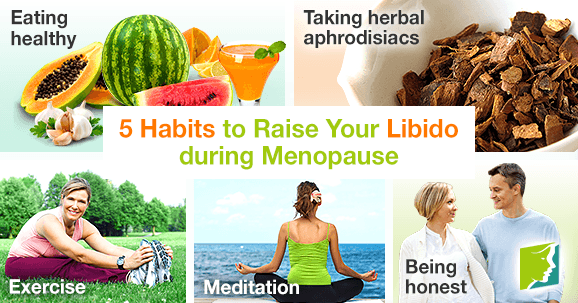 5 Habits to Raise Your Libido during Menopause
