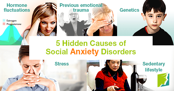 5 Hidden Causes of Social Anxiety Disorders