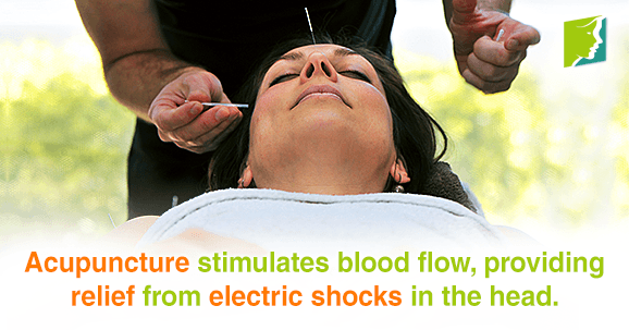 5 Tips for Relieving Electric Shocks in the Head