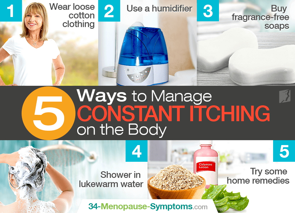 5 Ways to Manage Constant Itching on the Body