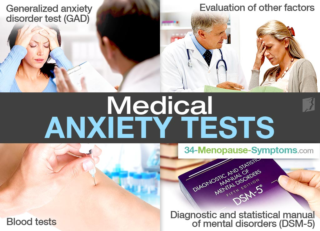 Medical Anxiety Tests
