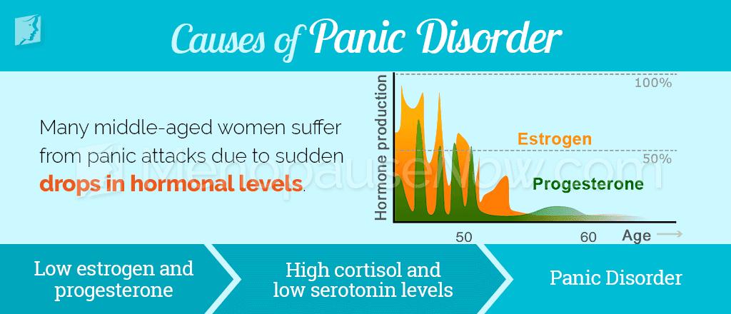 Causes of panic disorders