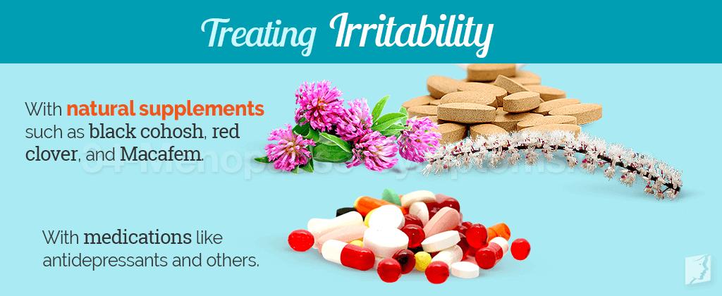 Treating Irritability