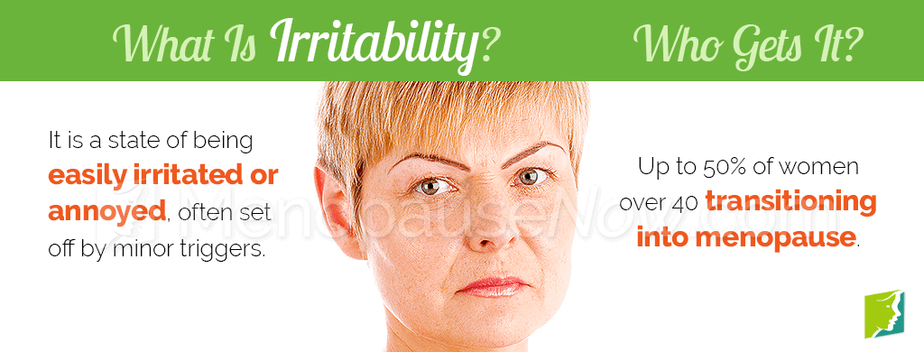 What is irritability