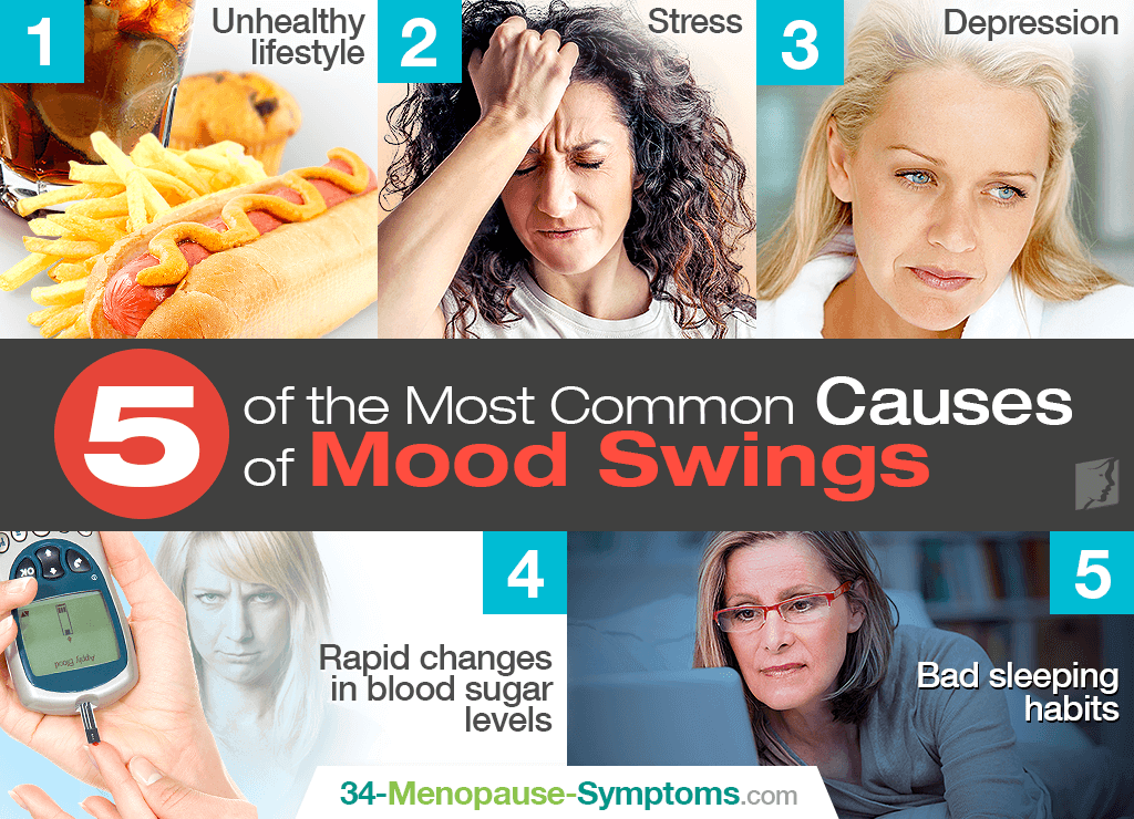 common causes of mood swings