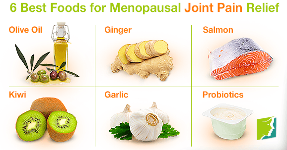 6 Best Foods for Menopausal Joint Pain Relief