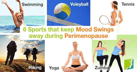 6 Sports That Keep Mood Swings Away during Perimenopause