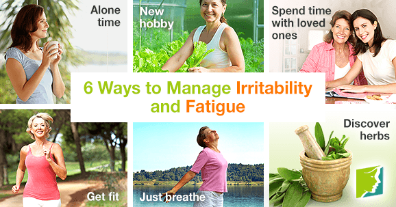 6 Ways to Manage Irritability and Fatigue