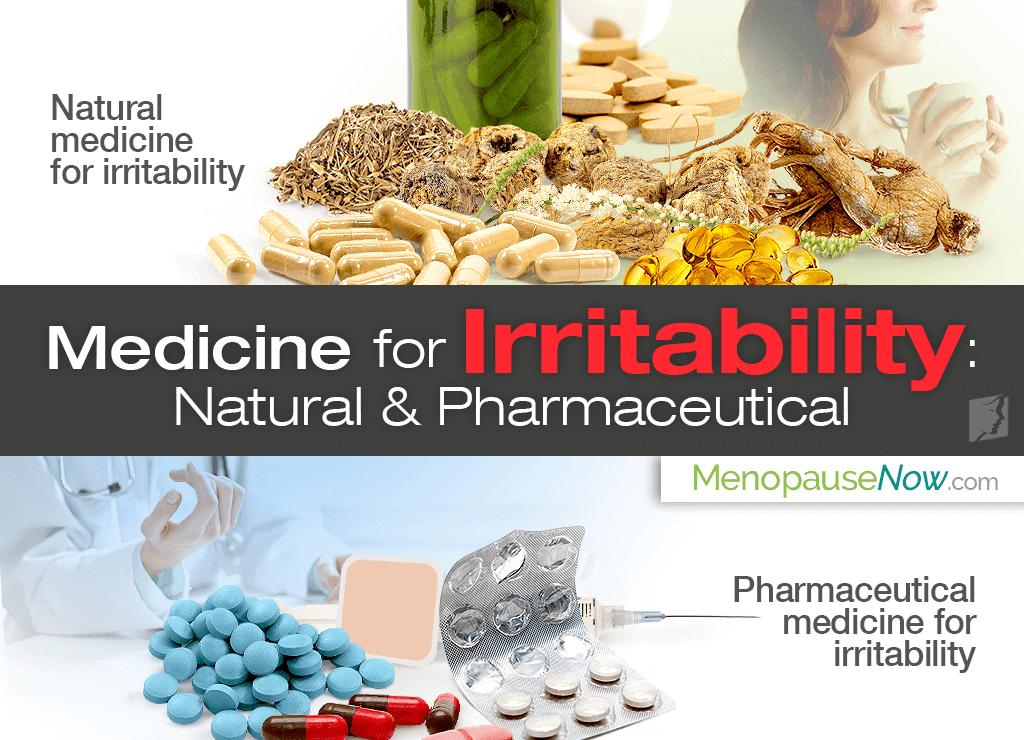 medicine for irritability