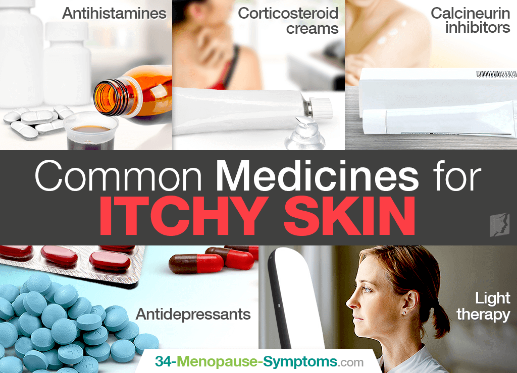 Common Medicines for Itchy Skin