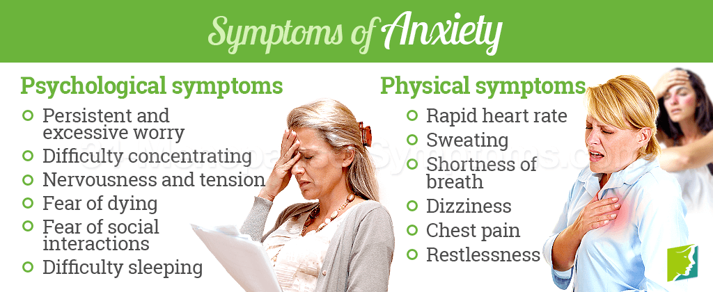 how to get rid of anxiety and panic attacks