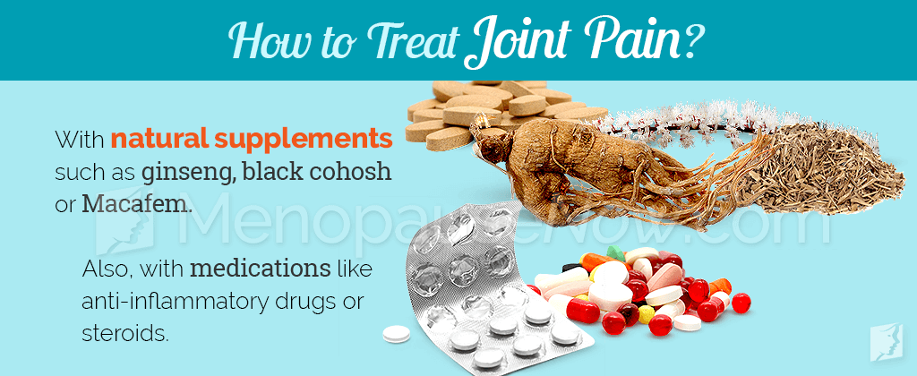 How to treat joint pain