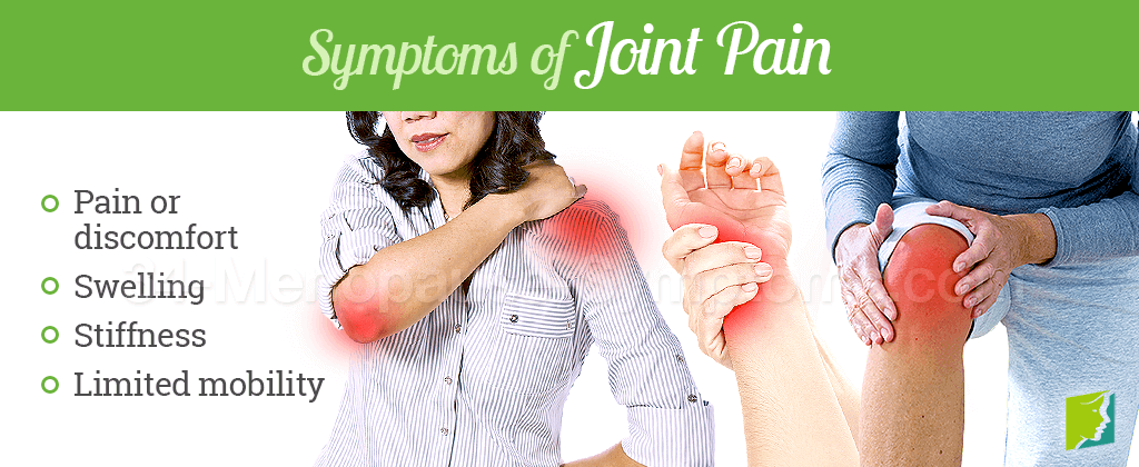 Symptoms of Joint Pain