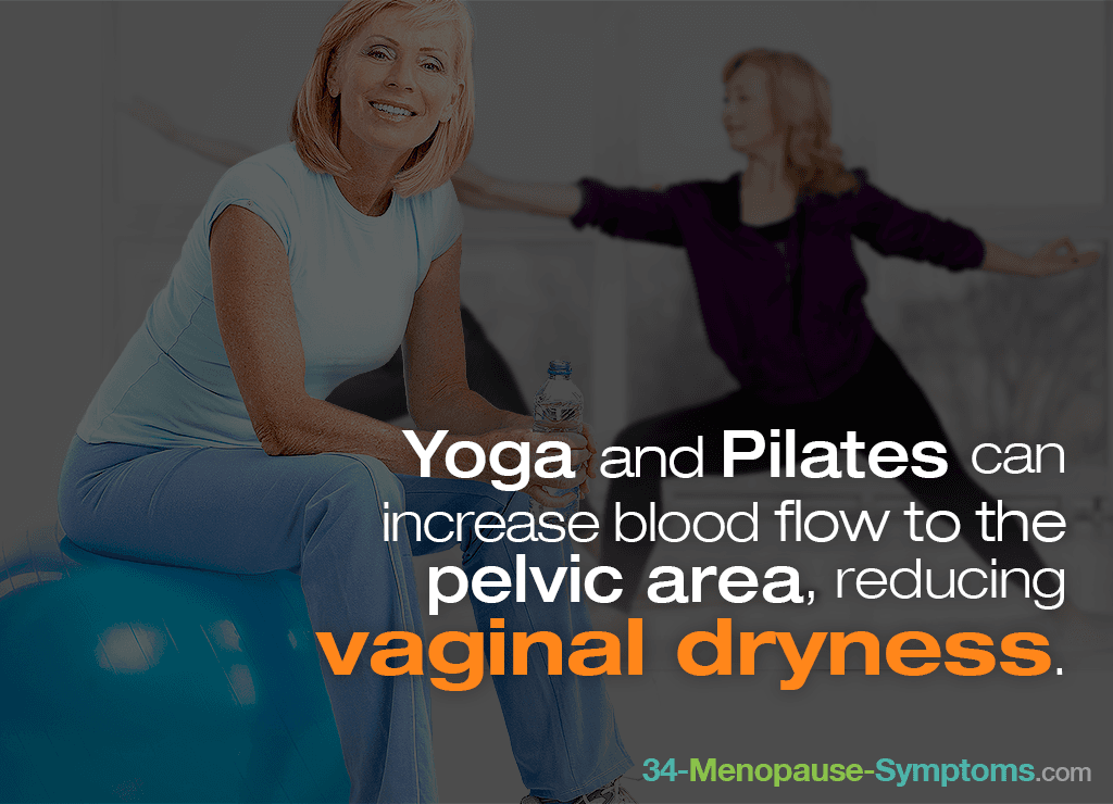 exercises for vaginal dryness