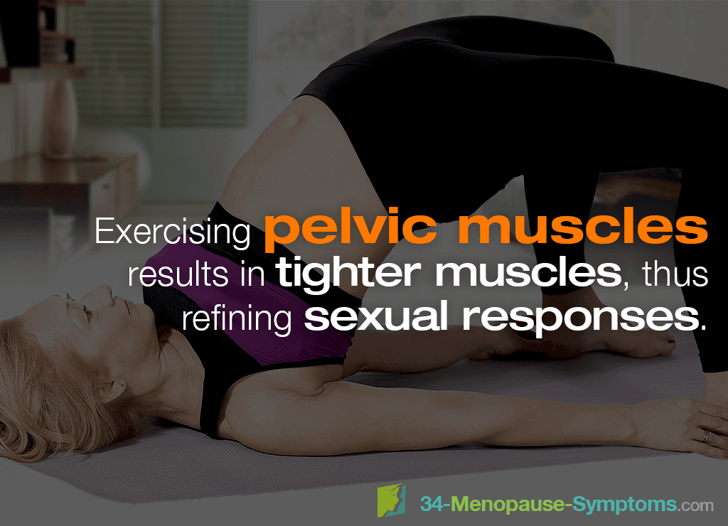 kegels increase libido during menopause