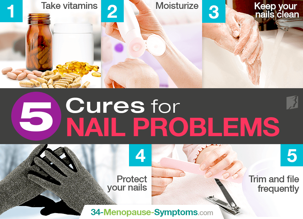 5 Cures for Nail Problems