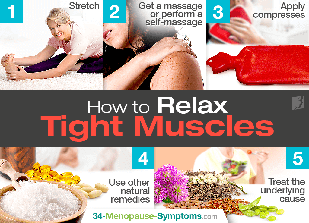 how to relax muscles