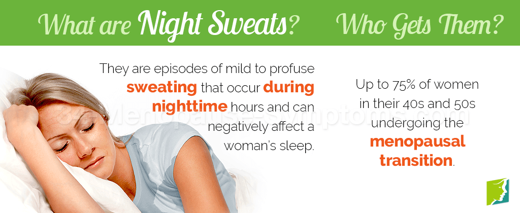 What are Night Sweats
