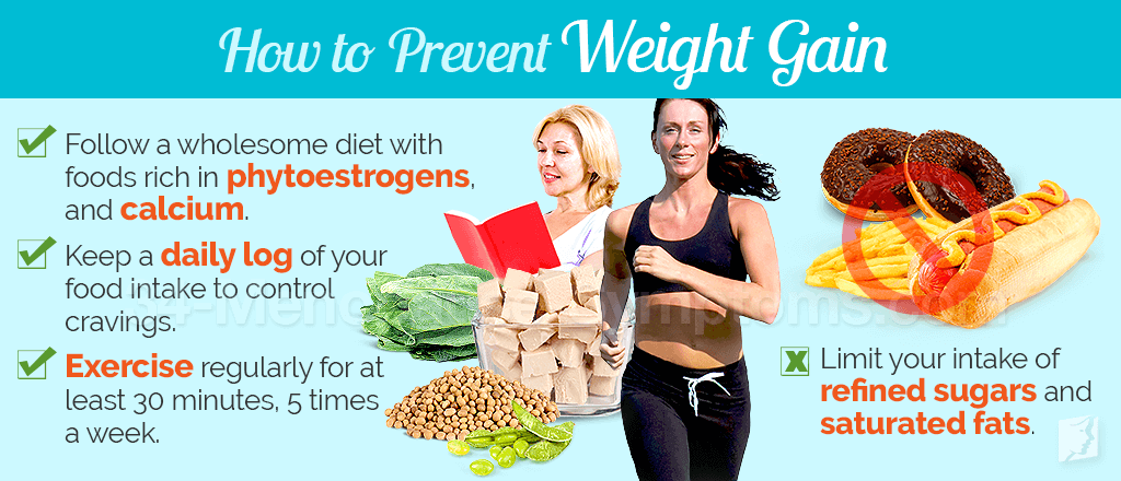 Prevent Excess Weight
