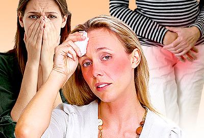 Perimenopause versus Premenstrual Symptoms