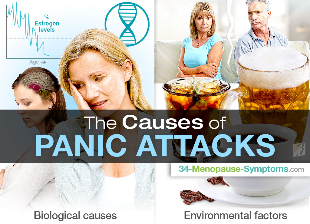 The Causes of Panic Attacks