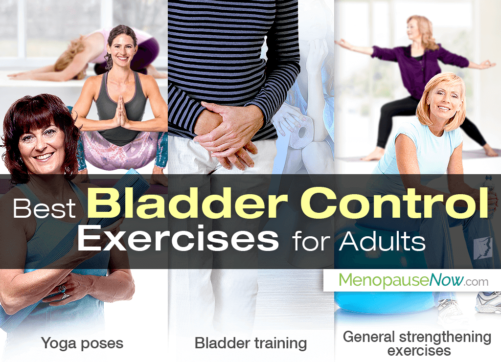 adult bladder control exercises