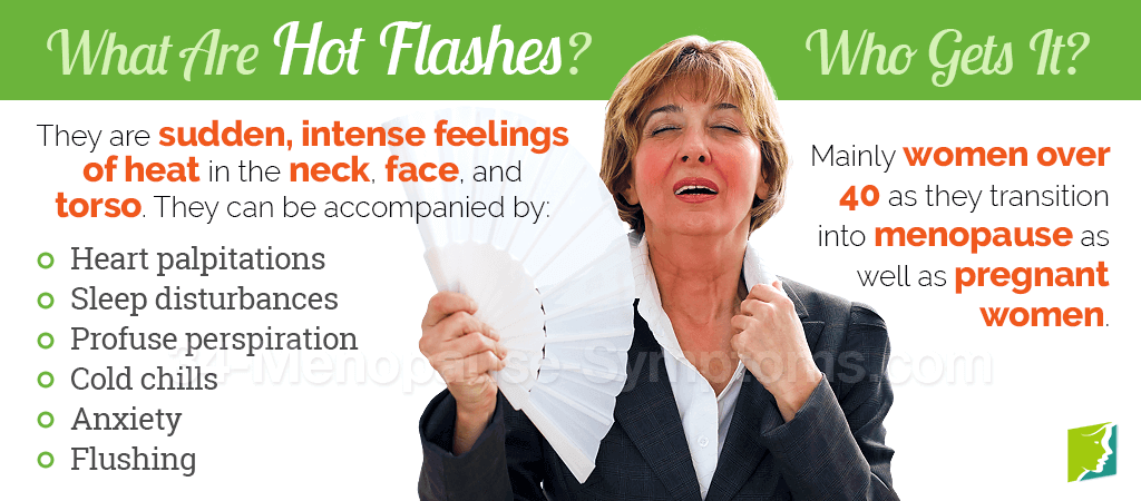 Can Anxiety Give You Hot Flashes - Etuttor