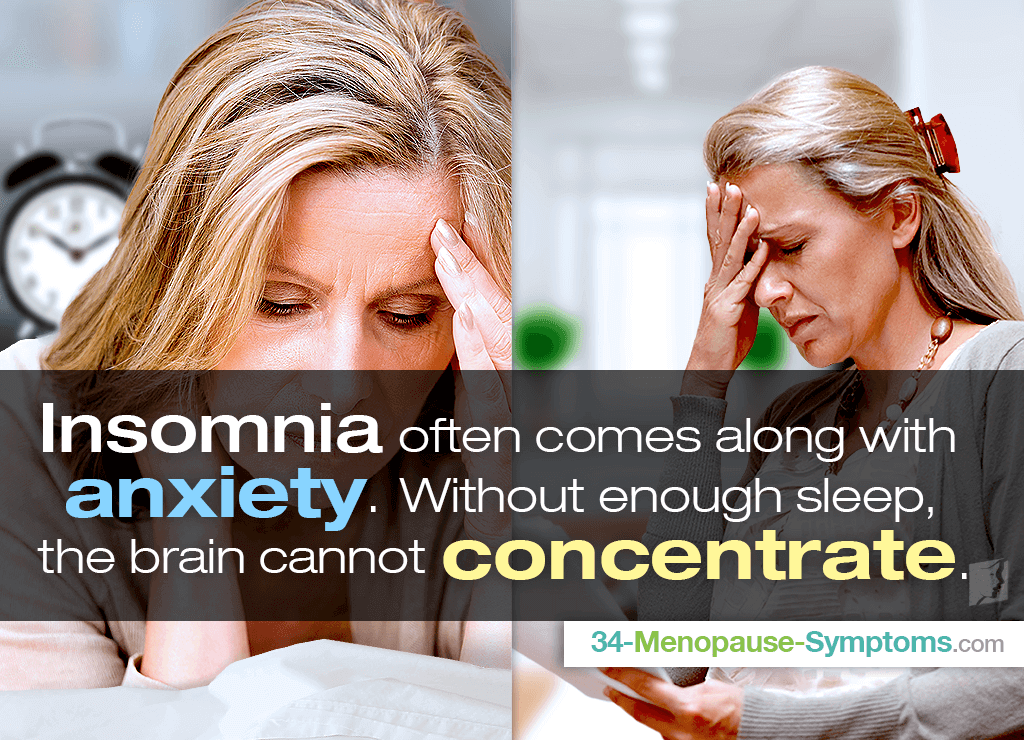 Anxiety and Concentration: The Link