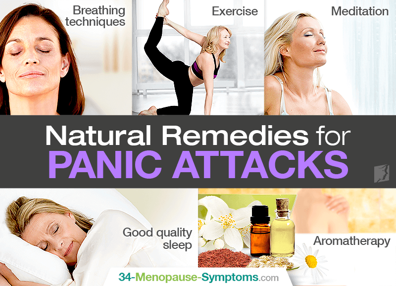 Natural Remedies for Panic Attacks