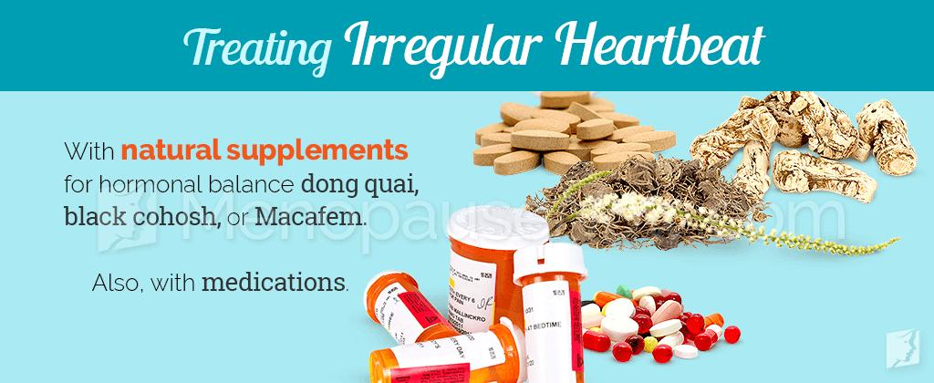 Treating irregular heartbeat