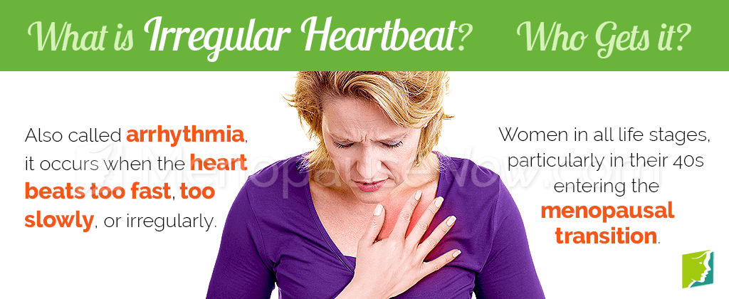 What is irregular heartbeat?