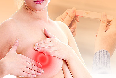 Breast Tenderness and Pregnancy
