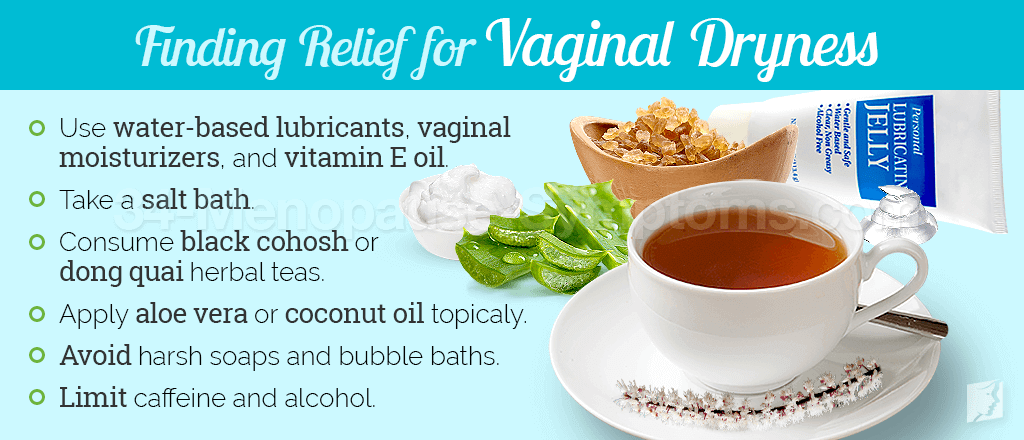 Vaginal Dryness Relief