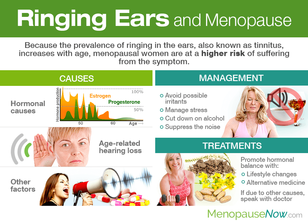 Ringing Ears and Menopause