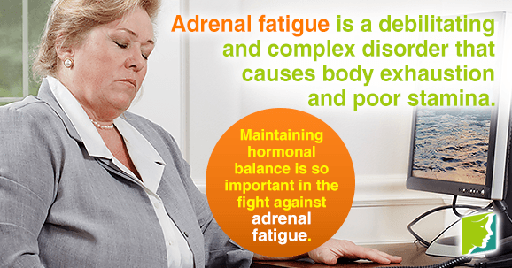 Adrenal Fatigue during Menopause
