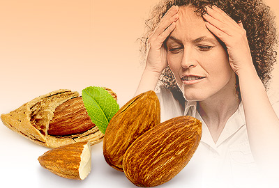 Almonds to Overcome Anxiety during Menopause