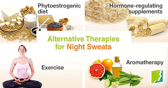 Alternative treatments for night sweats1