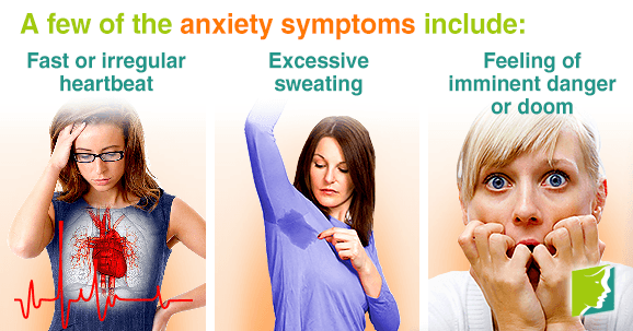 Anxiety is treatable and does not have to impact on your life