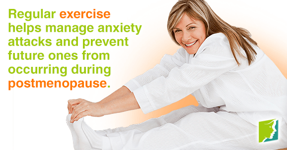 Anxiety Attacks during Postmenopause